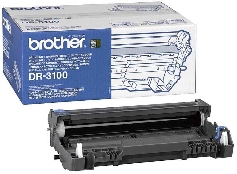 originální válec Brother DR-3100 drum optický válec pro tiskárnu Brother MFC-8860DN