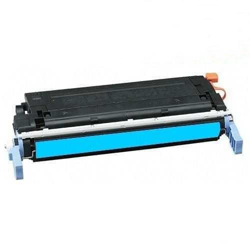 kompatibilní toner s HP C9721A, HP 641A cyan modrý azurový toner pro tiskárnu HP Color LaserJet 4600dn