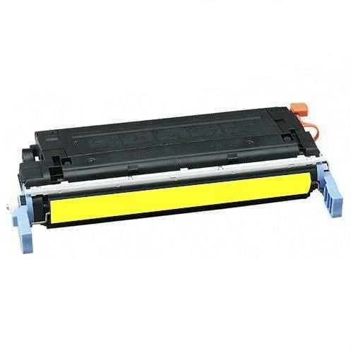 kompatibilní toner s HP C9722A, HP 641A yellow žlutý toner pro tiskárnu HP Color LaserJet 4600dn