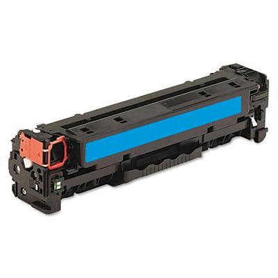 kompatibilní toner s HP CC531A, HP 304A cyan modrý azurový toner pro tiskárnu HP Color LaserJet CM2320fxi mfp