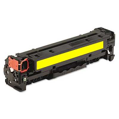 kompatibilní toner s HP CC532A, HP 304A yellow žlutý toner pro tiskárnu HP Color LaserJet CM2320fxi mfp