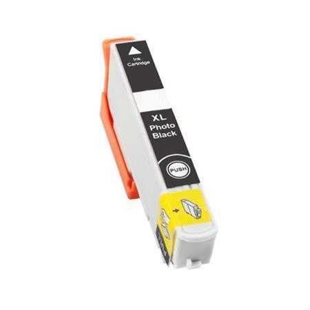 kompatibilní s Epson 33XL T3361 black cartridge černá inkoustová náplň pro tiskárnu Epson Expression Premium XP-530