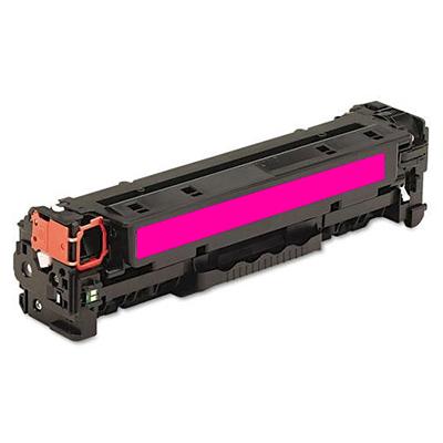 kompatibilní toner s HP CC533A, HP 304A magenta purpurový červený toner pro tiskárnu HP Color LaserJet CM2320fxi mfp