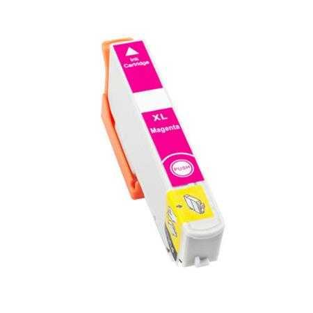kompatibilní s Epson 33XL T3363 magenta cartridge purpurová kompatibilní inkoustová náplň pro tiskárnu Epson Expression Premium XP-540