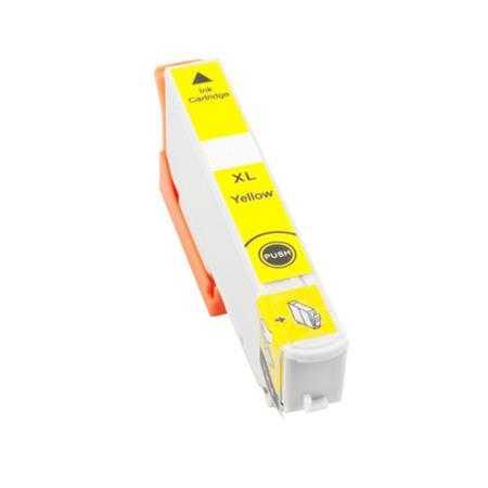 kompatibilní s Epson 33XL T3364 yellow cartridge žlutá inkoustová náplň pro tiskárnu Epson Expression Premium XP-530