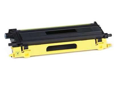 kompatibilní toner s Brother TN-135Y yellow žlutý toner pro tiskárnu Brother DCP-9040CN