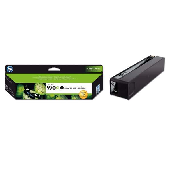 originální HP 970XL (CN625A) black černá originální inkoustová cartridge pro tiskárnu HP OfficeJet Pro X476dw