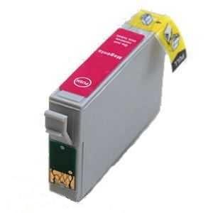 kompatibilní s Epson T1283 magenta cartridge purpurová kompatibilní inkoustová náplň pro tiskárnu Epson Stylus SX440W