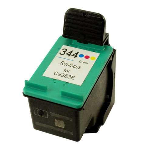 HP 344 (C9363EE) color barevná cartridge kompatibilní inkoustová náplň pro tiskárnu HP OfficeJet 7310