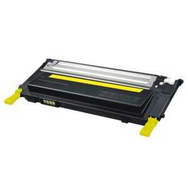 kompatibilní toner s Samsung CLT-Y4092S yellow žlutý toner pro tiskárnu Samsung CLP-315W