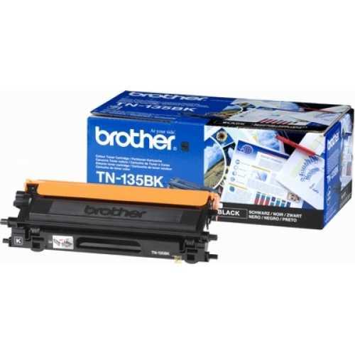 originál Brother TN-135BK black černý originál toner pro tiskárnu Brother MFC-9440CN