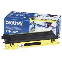 originál Brother TN-135Y yellow žlutý originální toner pro tiskárnu Brother MFC-9440CN
