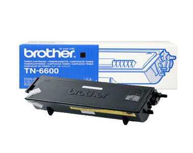 originál Brother TN-6600 černý originální toner pro tiskárnu Brother HL-1430