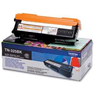 originál Brother TN-325BK black černý originální toner pro tiskárnu Brother MFC-9560CDW
