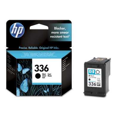 originál HP 336 (C9362E) black cartridge originální inkoustová náplň pro tiskárnu HP OfficeJet 6310