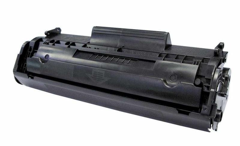 2x kompatibilní toner s HP 12A, HP Q2612AD (2000 stran) black černý toner pro tiskárnu HP LaserJet 1020
