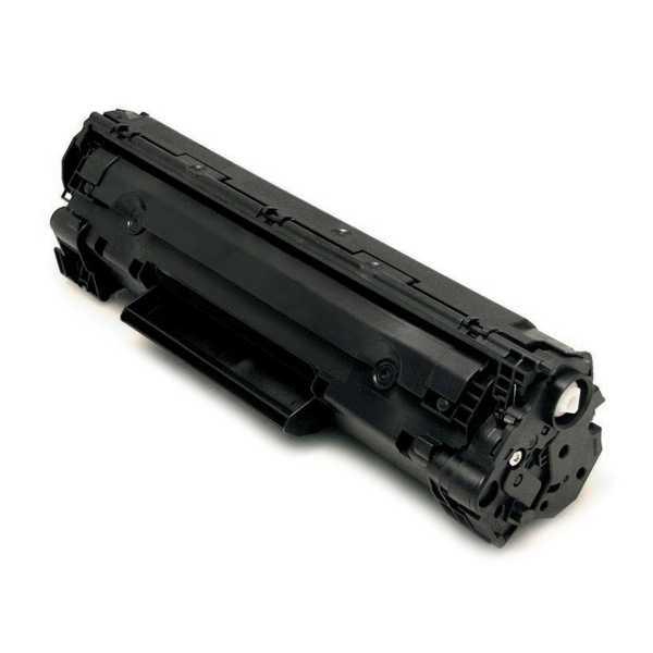 4x kompatibilní toner s HP 36A, HP CB436AD (2000 stran) black černý toner pro tiskárnu HP LaserJet P1505