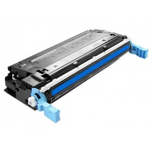kompatibilní toner s HP 643A, HP Q5951A (10000 stran) cyan modrý azurový toner pro tiskárnu HP Color LaserJet 4700n
