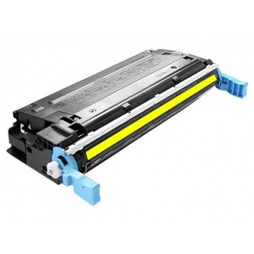 kompatibilní toner s HP 643A, HP Q5952A (10000 stran) yellow žlutý toner pro tiskárnu HP Color LaserJet 4700ph plus