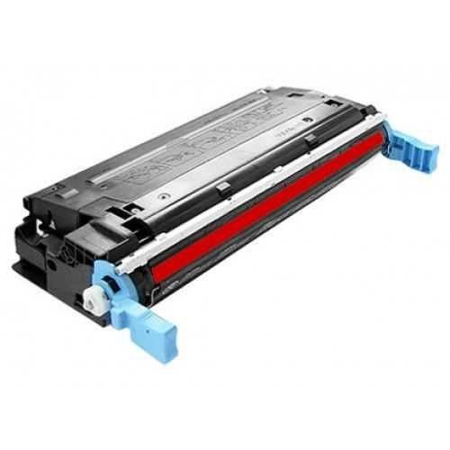 kompatibilní toner s HP 643A, HP Q5953A (10000 stran) magenta purpurový červený toner pro tiskárnu HP Color LaserJet 4700ph plus
