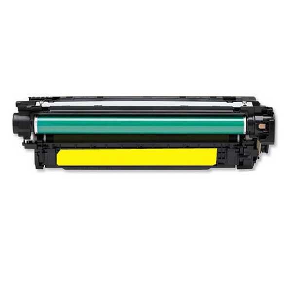kompatibilní toner s HP 507A, HP CE402A (6000 stran) yellow žlutý toner pro tiskárnu HP Color LaserJet 4700ph plus
