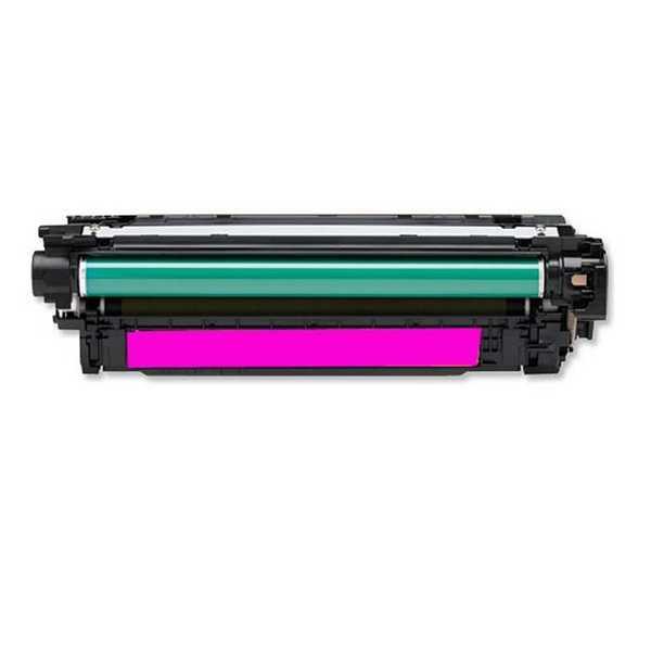 kompatibilní toner s HP 507A, HP CE403A (6000 stran) magenta purpurový červený toner pro tiskárnu HP Color LaserJet 4700ph plus