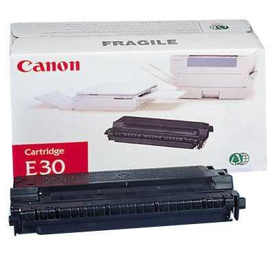 originál Canon E-30 black černý originální toner pro tiskárnu Canon FC100