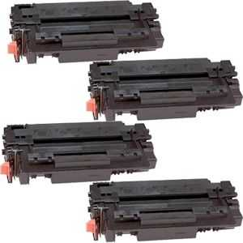 4x kompatibilní toner s HP 15A, HP C7115A (2500 stran) black černý toner pro tiskárnu HP LaserJet 1200