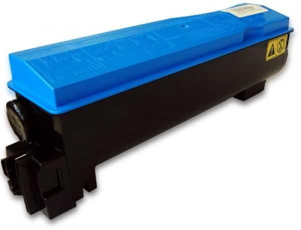 kompatibilní toner s Kyocera TK-560c 1T02HNCEU0 cyan modrý azurový toner pro tiskárnu Kyocera FS-C5350DN