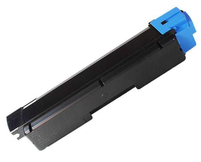 kompatibilní toner s Kyocera TK-590c 0T2KVCNL cyan modrý azurový toner pro tiskárnu Kyocera FS-C2526MFP