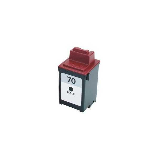 Lexmark 12A1970 - black černá inkoustová kompatibilní cartridge pro tiskárnu Lexmark Color JetPrinter 7200