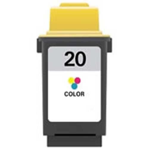 Lexmark 15M0120 - color barevná inkoustová kompatibilní cartridge pro tiskárnu Lexmark P706