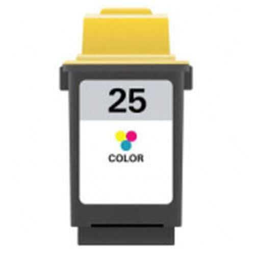 Lexmark 15M0125 - tricolor barevná inkoustová kompatibilní cartridge pro tiskárnu Lexmark P706