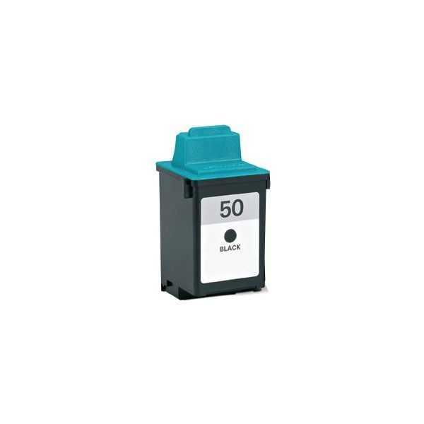 Lexmark 17G0050 - black černá inkoustová kompatibilní cartridge pro tiskárnu Lexmark Z12