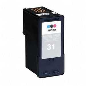 Lexmark 18C0031 - foto color barevná inkoustová kompatibilní cartridge pro tiskárnu Lexmark X2620