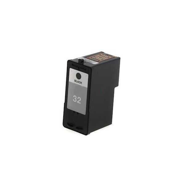 Lexmark 18C0032 - 32# black černá inkoustová kompatibilní cartridge pro tiskárnu Lexmark X3330