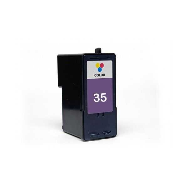 Lexmark #35 18C0035 color barevná inkoustová kompatibilní cartridge pro tiskárnu Lexmark Z1300