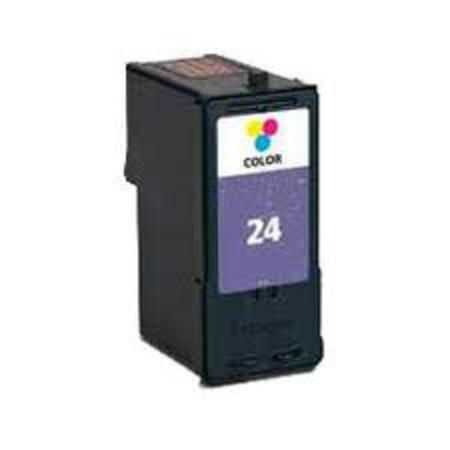 Lexmark 18C1524 - 24# color barevná inkoustová kompatibilní cartridge pro tiskárnu Lexmark X4550