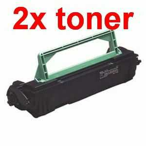 2x kompatibilní toner s Minolta PagePro 1200 1710405002 black černý toner pro tiskárnu Konica Minolta PagePro 8