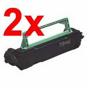 2x kompatibilní toner s Minolta PagePro 1300 black černý toner pro tiskárnu Konica Minolta PagePro 1350E