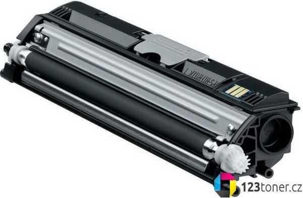kompatibilní toner s Konica-Minolta A0V301H (M1600bk) black černý toner pro tiskárnu Konica Minolta Magicolor 1600W