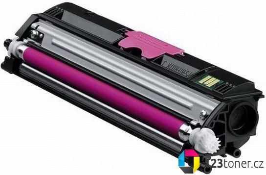 kompatibilní toner s Konica-Minolta A0V30CH (M1600m) magenta purpurový červený toner pro tiskárnu Konica Minolta Magicolor 1650EN