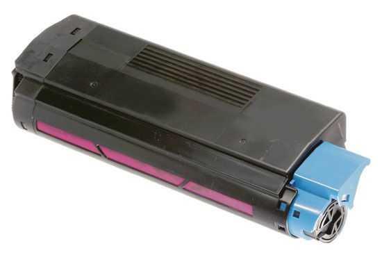 kompatibilní toner s OKI 42127406 magenta purpurový červený toner pro tiskárnu OKI C5300n
