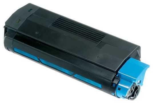 kompatibilní toner s OKI 42127407 cyan modrý azurový toner pro tiskárnu OKI C5300dn