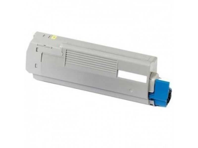 kompatibilní toner s OKI 43324421 yellow žlutý toner pro tiskárnu OKI C5550MFP