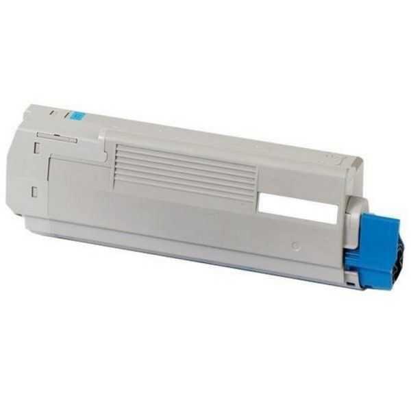 kompatibilní toner s OKI 43324423 cyan modrý azurový toner pro tiskárnu OKI C5550MFP
