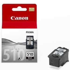 originál Canon PG-510 black černá originální cartridge inkoustová náplň pro tiskárnu Canon PIXMA iP2700