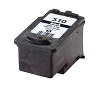 Canon PG-510 black černá kompatibilní cartridge inkoustová náplň pro tiskárnu Canon PIXMA MP260