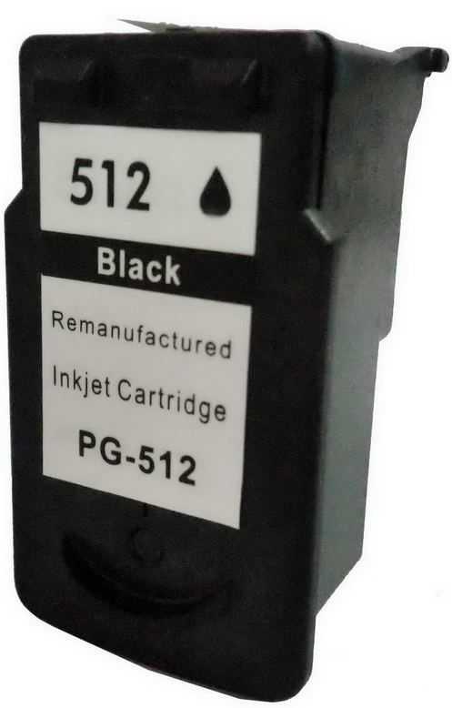 Canon PG-512 black černá kompatibilní cartridge inkoustová náplň pro tiskárnu Canon PIXMA iP2700