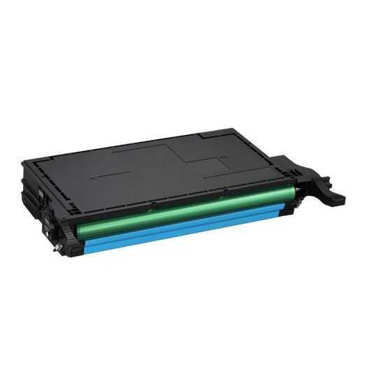 kompatibilní toner s Samsung CLT-C5082L cyan modrý azurový toner pro tiskárnu Samsung CLX-6220